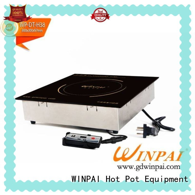 WINPAI soup hot pot cooker manufacturer for villa
