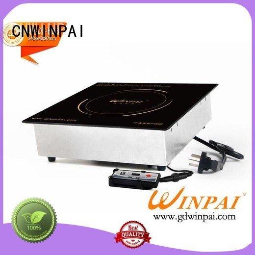 CNWINPAI Brand marble 2000w table hot pot cookware