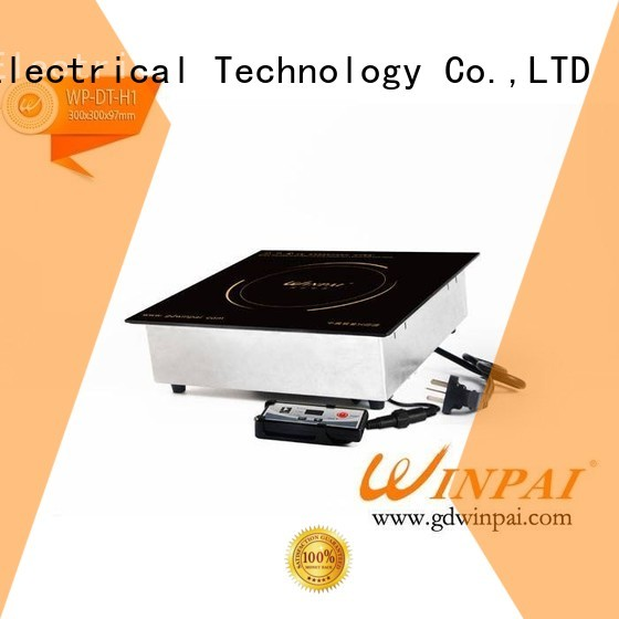 Wholesale induction stove models design Suppliers for restaurant