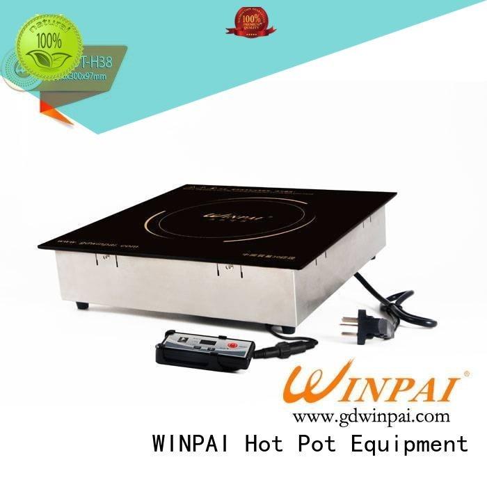 high efficiency hot pot cookware small supplier for restaurant