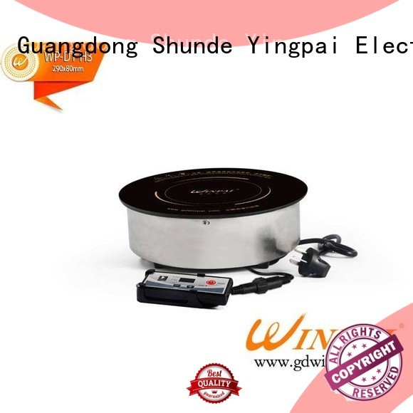 WINPAI round hot pot cooker supplier for home