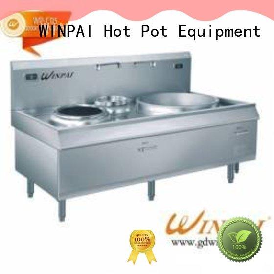professional copper hot pot series for indoor