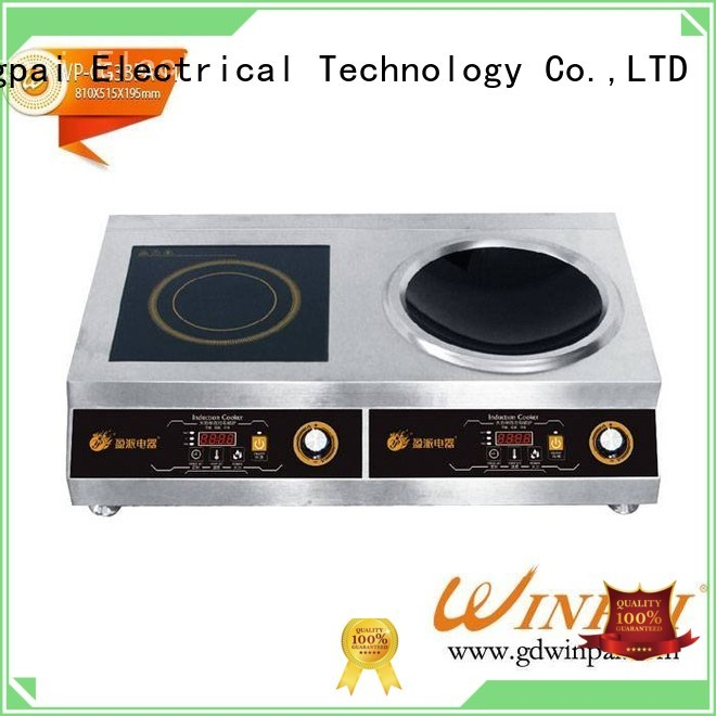 WINPAI frying hot pot accessories wholesale for restaurant