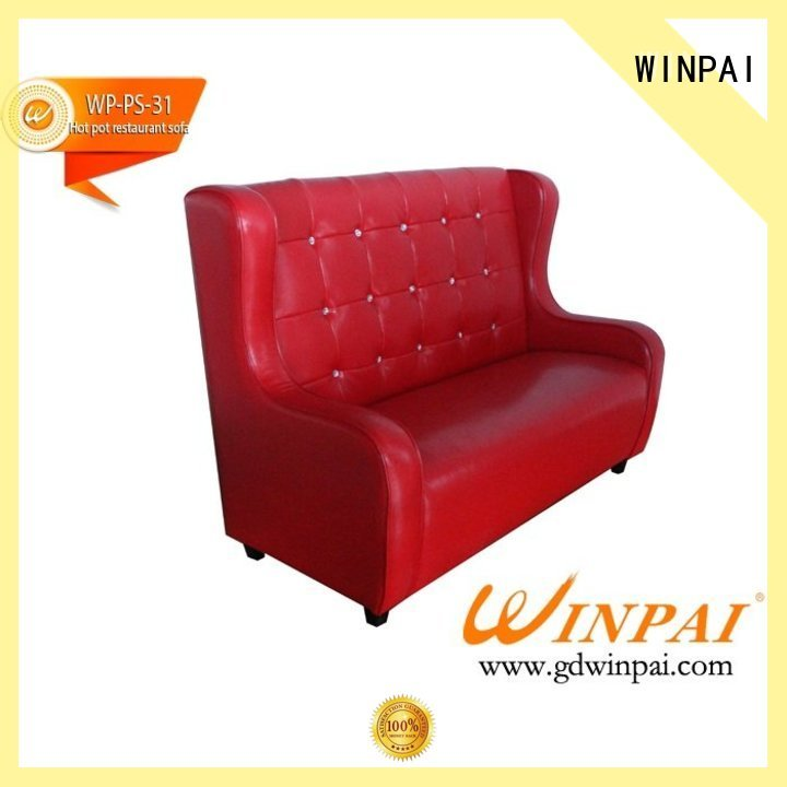 professional couch bench dinette manufacturer for restaurant