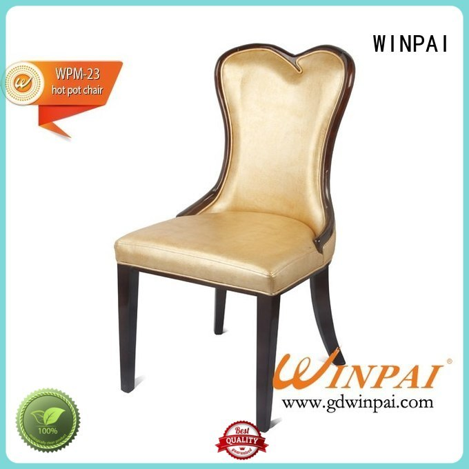 WINPAI product Chairs For Hotel company for indoor