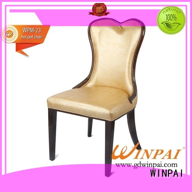 Dining Chair black factory for restaurant