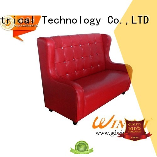 electric benchmade leather furniture sale manufacturer for hotel