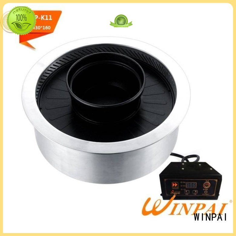 WINPAI High-quality bbq gas bbq for business for indoor