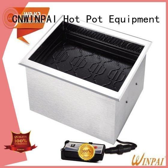 manufacturerwinpai korean electric bbq grill CNWINPAI Brand
