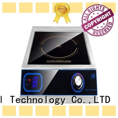 NEW Design 3500 watts Commercial Induction Cooker For Frying, View stand for induction cooker