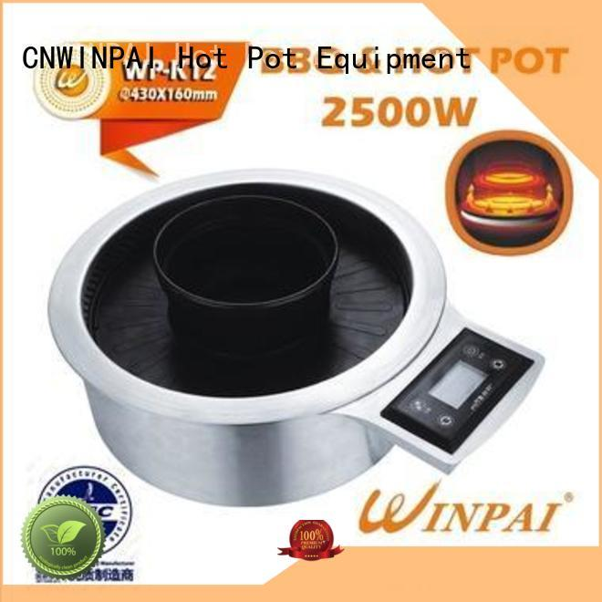 Hot Pot And BBQ Grill florabest cnwinpai manufacturerwinpai winpai CNWINPAI