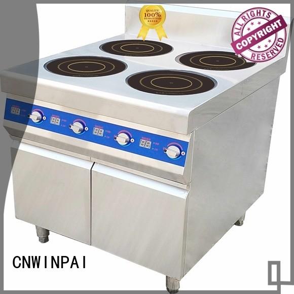 Custom seathotel steel hot pot cookware CNWINPAI orchidwinpai