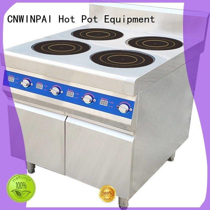 oem top CNWINPAI copper stock pot