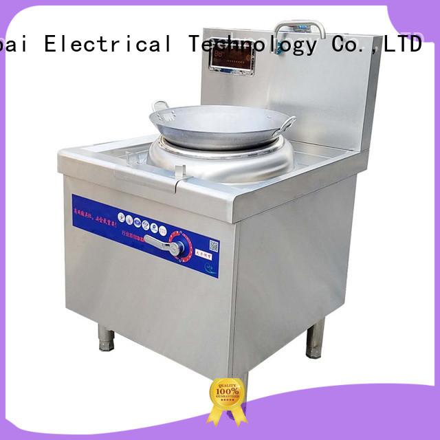 WINPAI smokeless hot pot cooker supplier for villa
