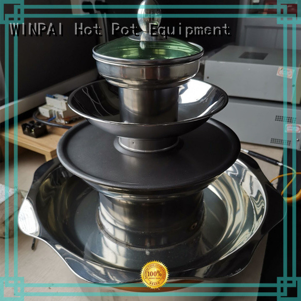 WINPAI safety hot pot cooker manufacture series for star hotel