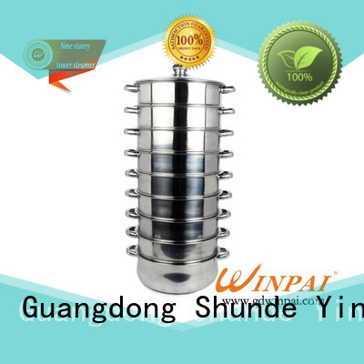 high quality cheap steamer pot conversion Supply for hotel