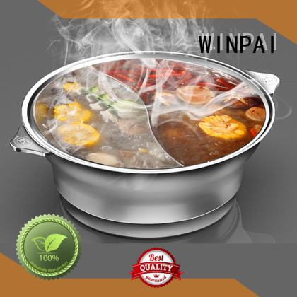 professional hot pot accessories grill supplier for star hotel