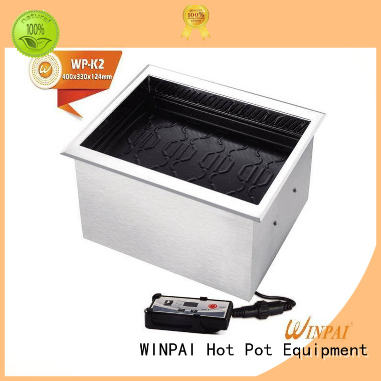 WINPAI safety gas bbq store Suppliers for home