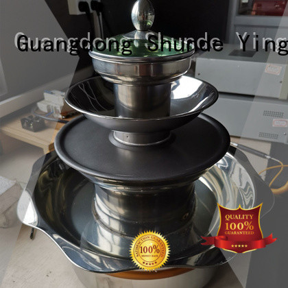 WINPAI grill hot pot table supplier manufacturers for hot pot city