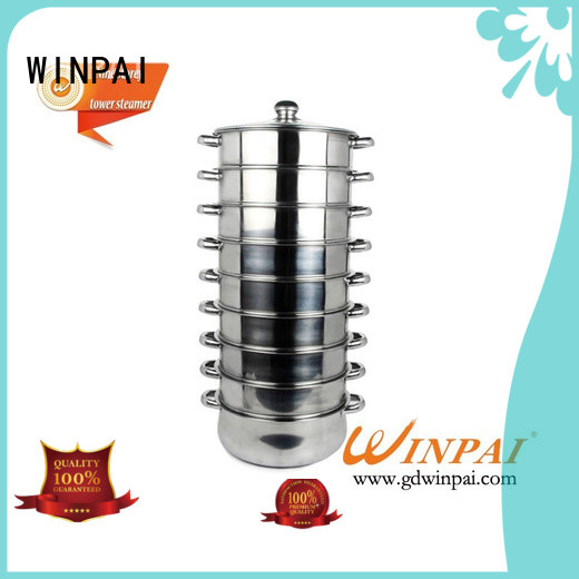 WINPAI high efficiency best vegetable steamer series for home