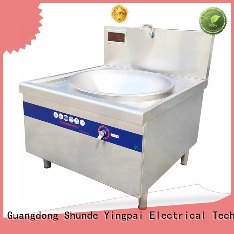 WINPAI high efficiency hot pot cooker supplier for indoor