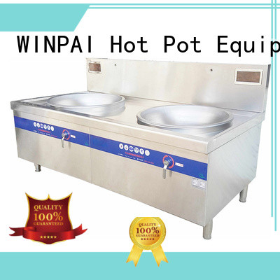 WINPAI excellent small induction cooker price manufacturers for villa