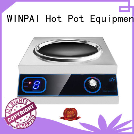 Latest induction hot plate online freestanding company for restaurant