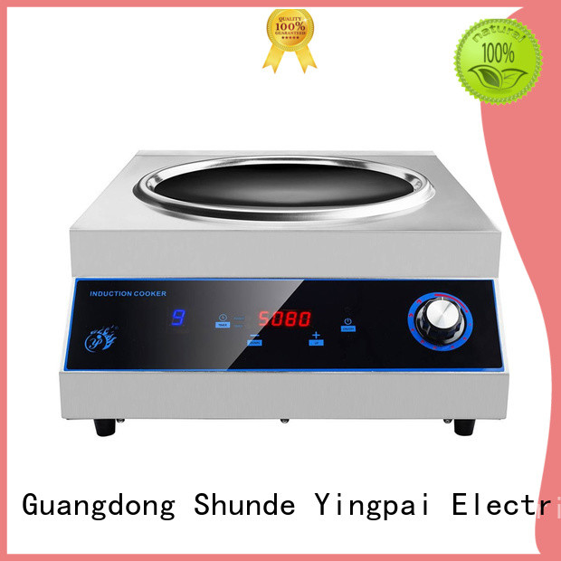 WINPAI electric stove with induction top manufacturers for villa