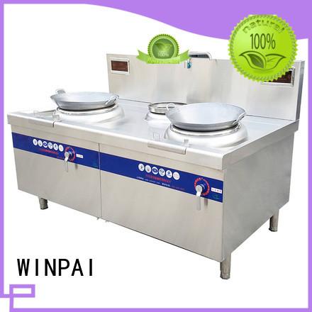 WINPAI professional hot pot cooker series for villa