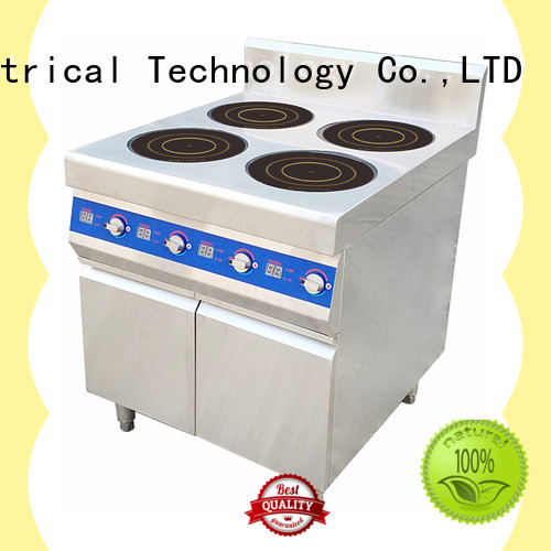 Latest buy induction plate wok manufacturer for villa