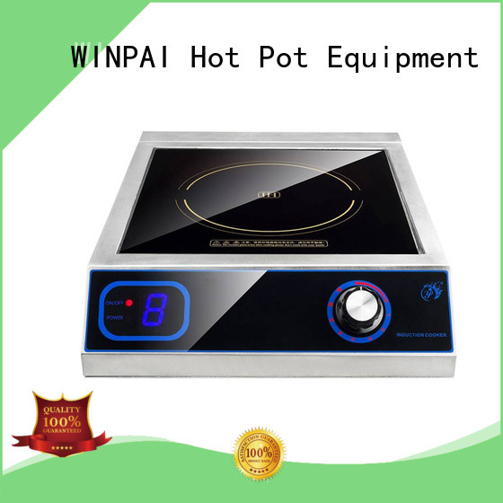 WINPAI mokeless hot pot accessories for indoor