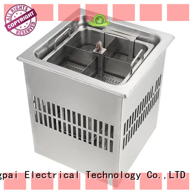 WINPAI wok gas stove with induction stove supplier for home