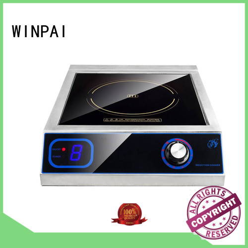 Custom latest induction hobs electric Suppliers for restaurant
