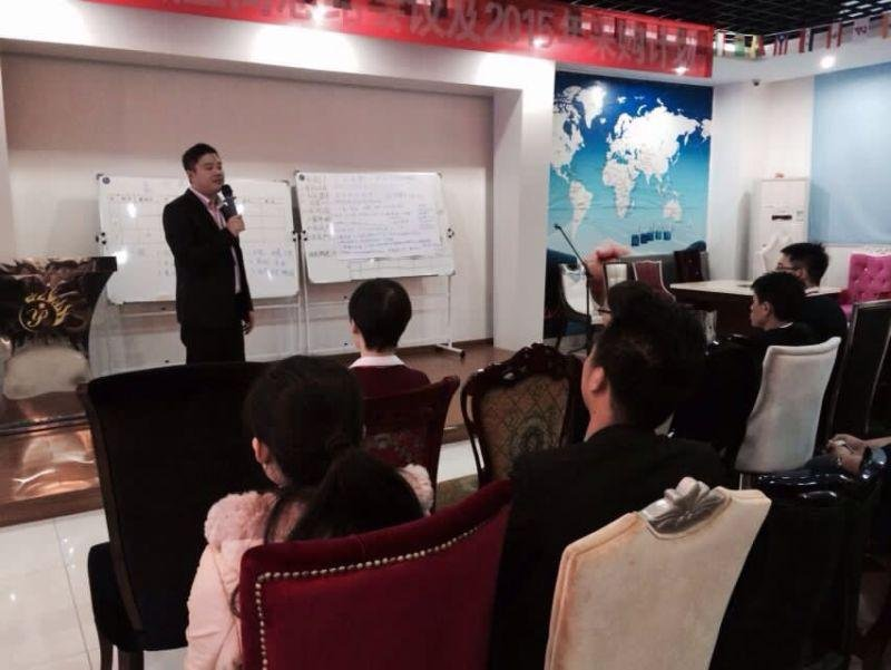 news-Summed up the first quarter and start general assembly in the second quarter of 2015-WINPAI-img