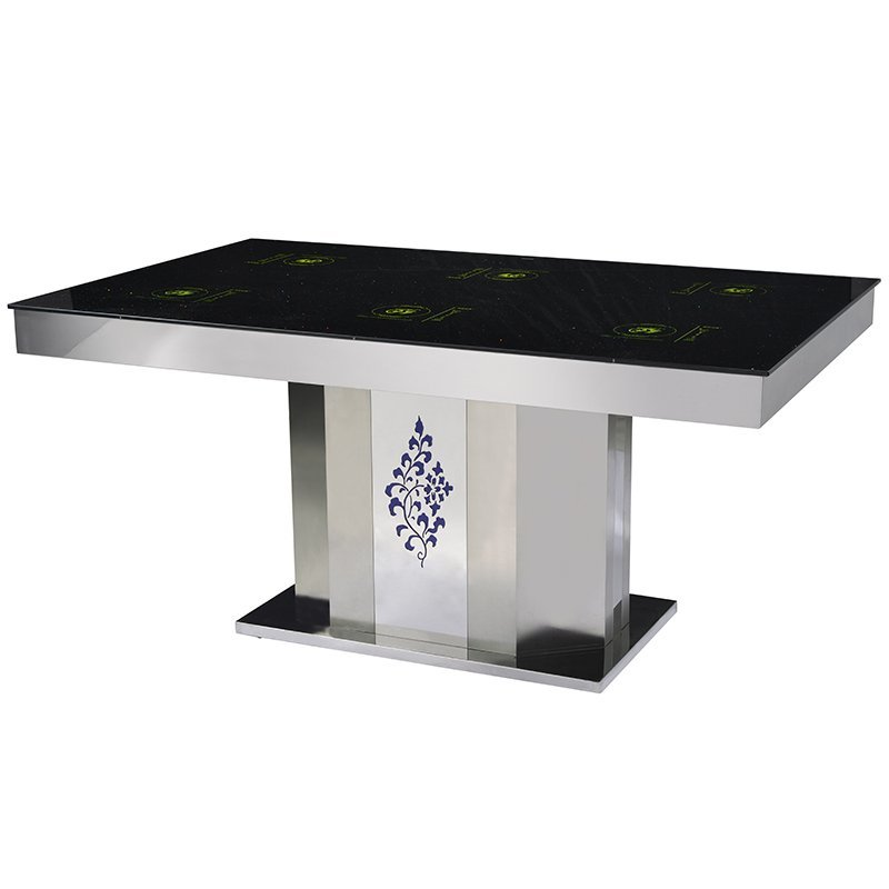 Glassdarkhotpotinductioncooker