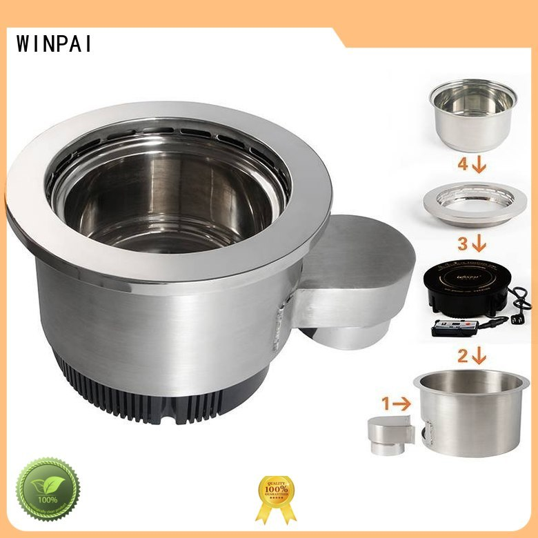 high quality hot pot cookware series for home