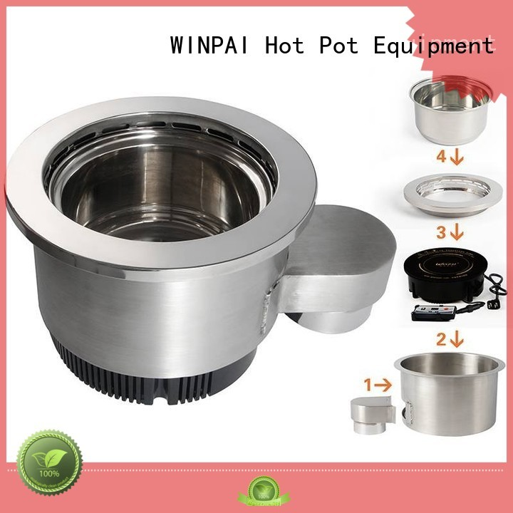 WINPAI Latest inductance stove manufacturers for indoor