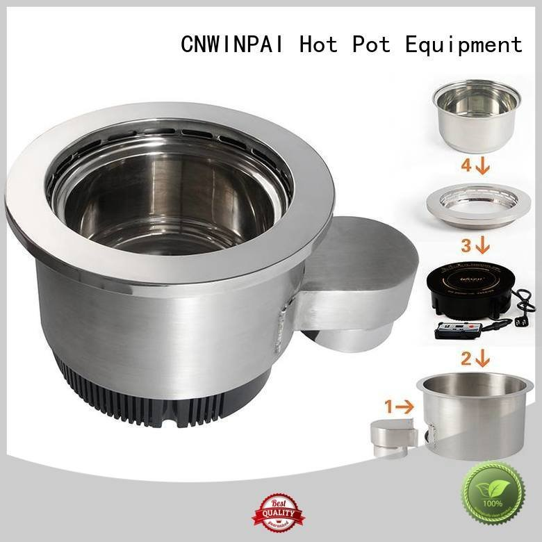 top industrial hot pot cookware CNWINPAI
