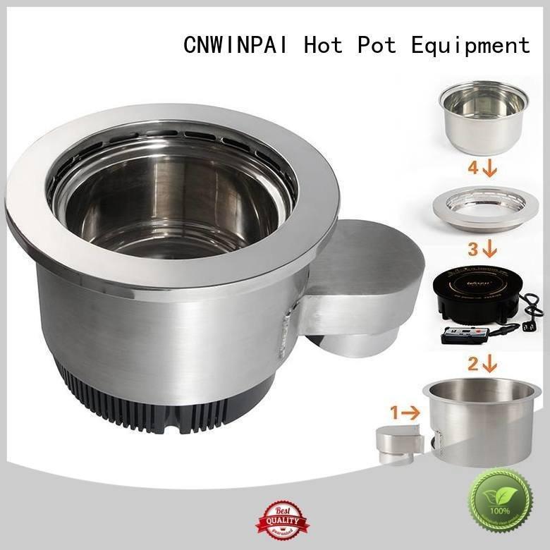 top industrial hot pot cookware CNWINPAI