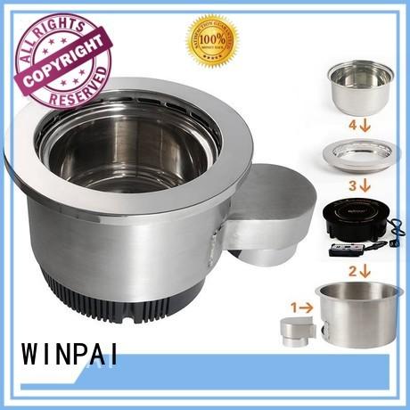WINPAI equipment hot pot cookware series for restaurant