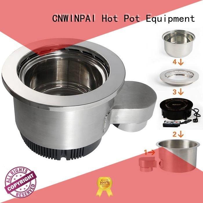copper stock pot oemcnwinpai CNWINPAI Brand hot pot cookware