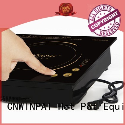 seathotel touch eightsquare OEM hot pot cookware CNWINPAI