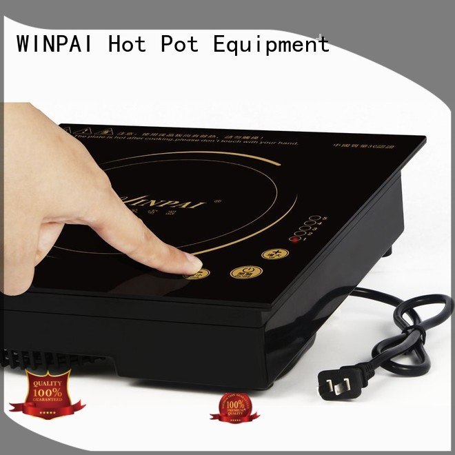 WINPAI safety hot pot accessories series for home