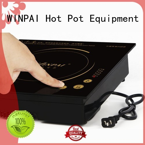 New induction stove with vessels price fashionable manufacturers for indoor