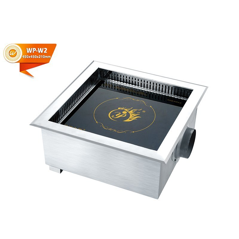 Smokeless electric hot pot induction cooker WINPAI