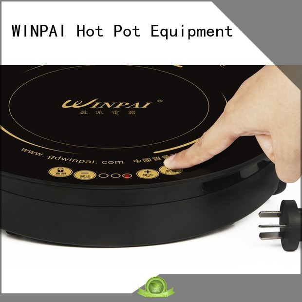 WINPAI professional induction stove companies factory for home