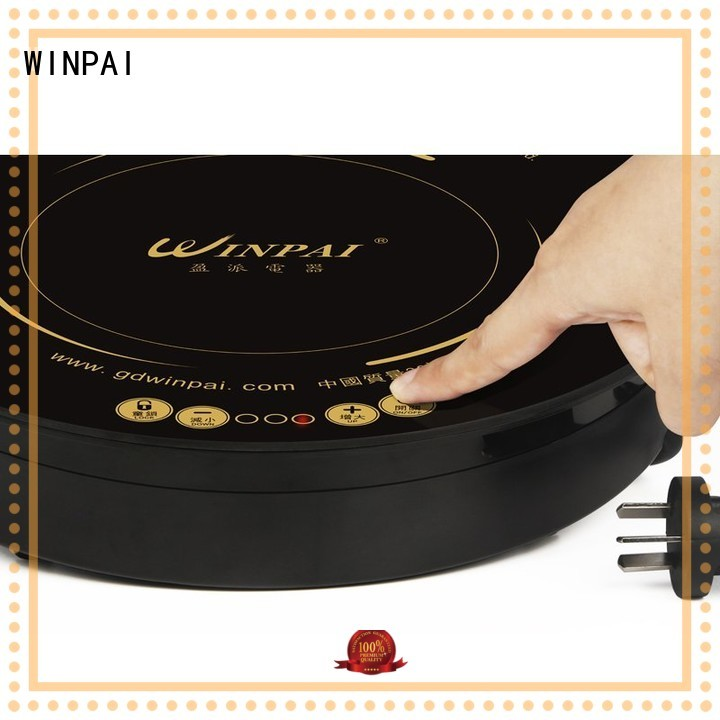 WINPAI sale better induction cooker Suppliers for restaurant