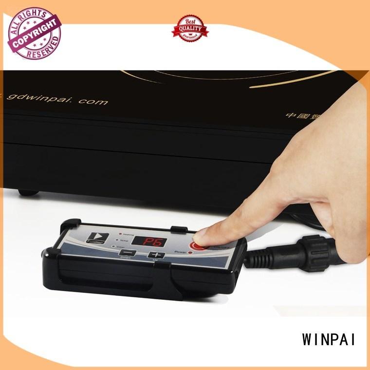 WINPAI electrical hot pot cooker manufacturer for villa