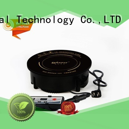 WINPAI smokeless gas stove with induction stove Supply for restaurant