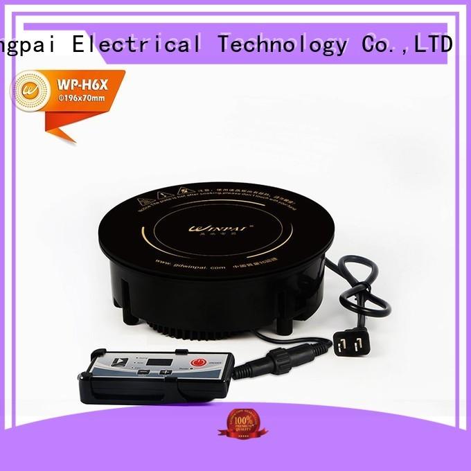 WINPAI cooker hot pot cooker manufacturer for villa
